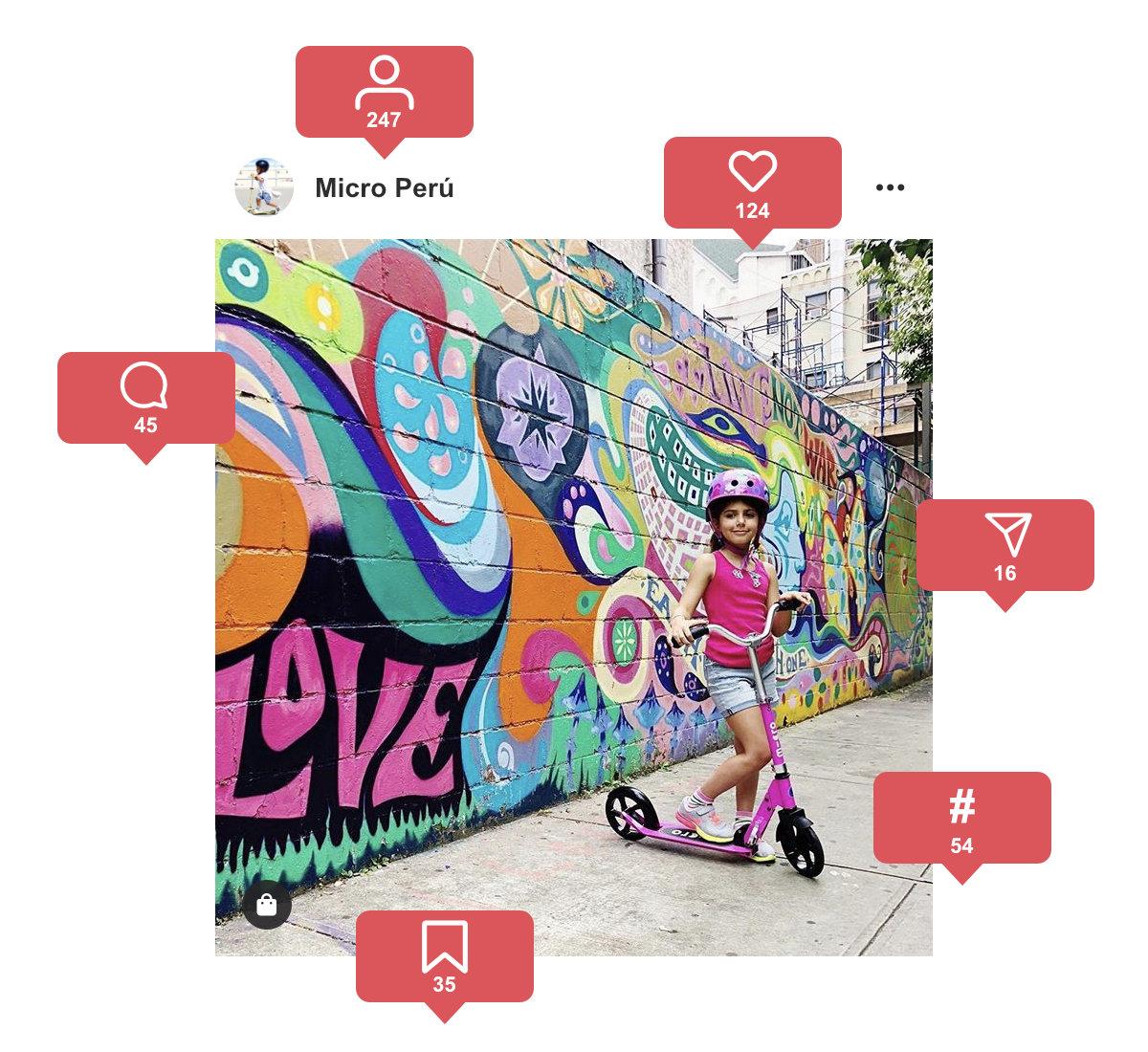 Vende en Instagram