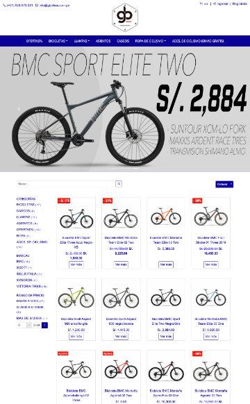 GB Bikes